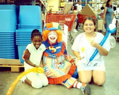 Shortcakes The Clown | Crosby, TX | Clown | Photo #1