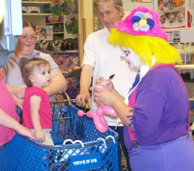 Shortcakes The Clown | Crosby, TX | Clown | Photo #21