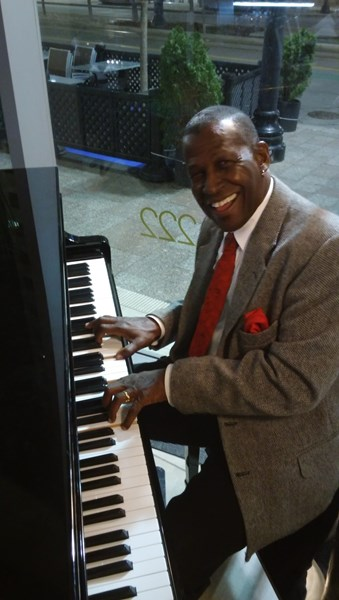 Frederick James McCray - Ambient Pianist - Salt Lake City, UT