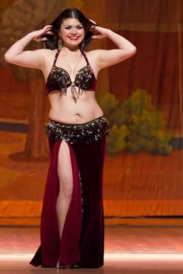 Edemia | Sacramento, CA | Belly Dancer | Photo #5