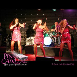 Nashville, TN Dance Band | Pink Cadillac (Nashville Wedding & Party Band)