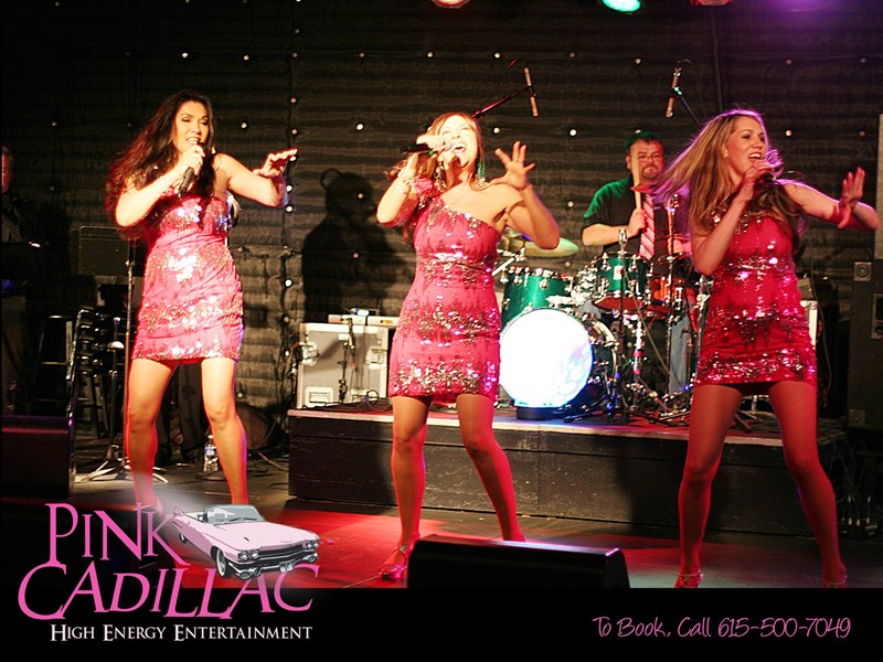Pink Cadillac(Nashville Wedding Party Band  - Dance Band - Nashville, TN