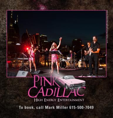 Pink Cadillac(#1 Wedding and Corporate Party Band  | Nashville, TN | Dance Band | Photo #1