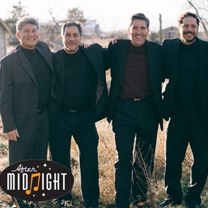 Cache 20s Band | After Midnight