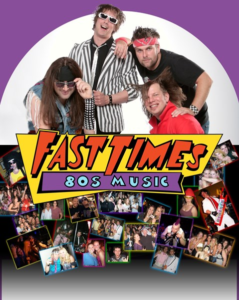 Fast Times - 80s Band - Boston, MA