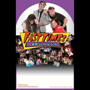 Chartley Variety Band | Fast Times