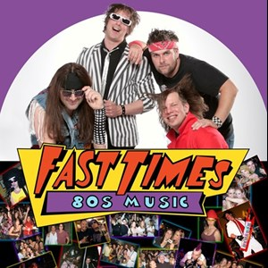 Sandown 80s Band | Fast Times