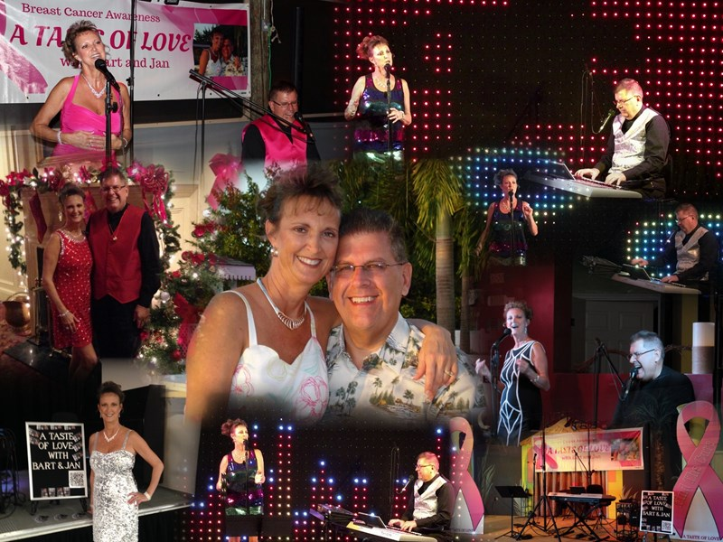 A Taste Of Love With Bart And Jan - Cover Band - Kissimmee, FL