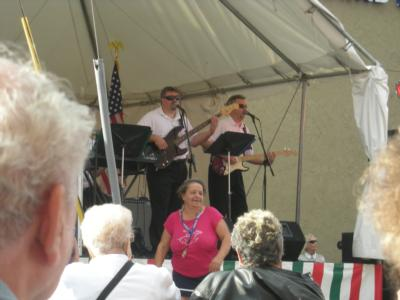 The Cavaliers Band | Pittsburgh, PA | Italian Band | Photo #4