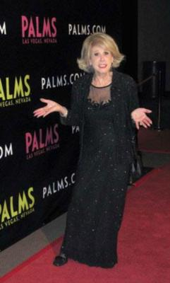 Eileen Finney  | Beverly Hills, CA | Joan Rivers Impersonator | Photo #3