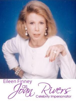 Eileen Finney  | Beverly Hills, CA | Joan Rivers Impersonator | Photo #2