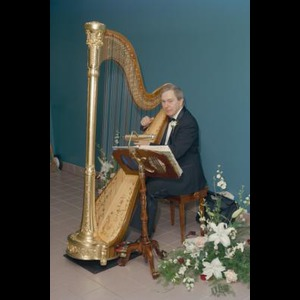 Union Church Harpist | Bill Butner