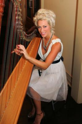 Julie | Savannah, GA | Classical Harp | Photo #8