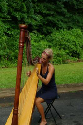 Julie | Savannah, GA | Classical Harp | Photo #3
