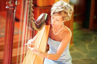 Julie | Savannah, GA | Classical Harp | Photo #4