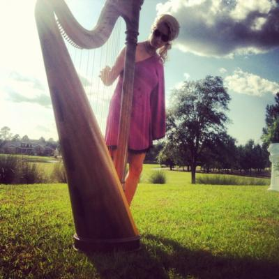 Julie | Savannah, GA | Classical Harp | Photo #9