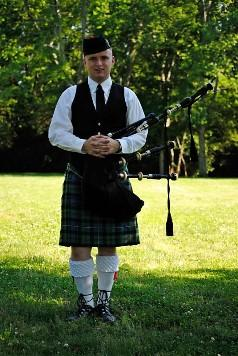 Nathan Dungan | Nashville, TN | Bagpipes | Photo #8
