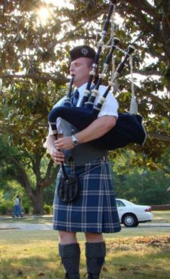 Nathan Dungan | Nashville, TN | Bagpipes | Photo #1