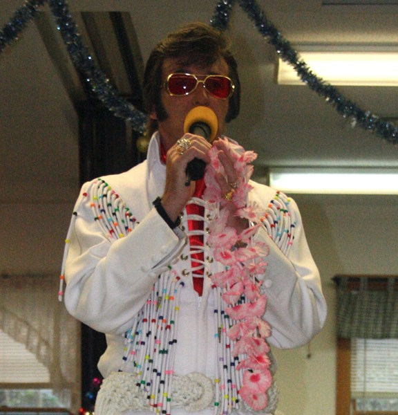 "Ray Ellis ""ELLIS SINGS ELVIS"" Connecticut's Elvis - Elvis Impersonator - Jewett City, CT"