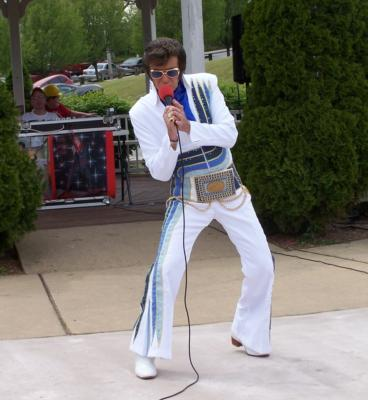 Ray Ellis | Jewett City, CT | Elvis Impersonator | Photo #6