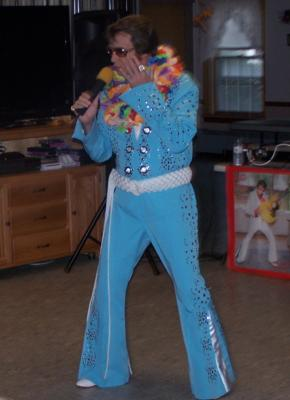 Ray Ellis | Jewett City, CT | Elvis Impersonator | Photo #4