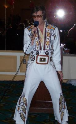 Ray Ellis | Jewett City, CT | Elvis Impersonator | Photo #13
