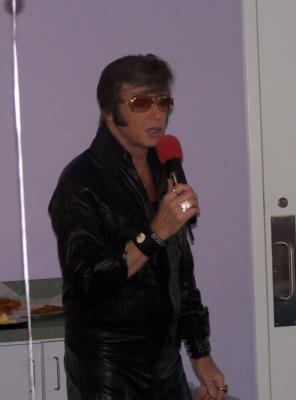 Ray Ellis | Jewett City, CT | Elvis Impersonator | Photo #1