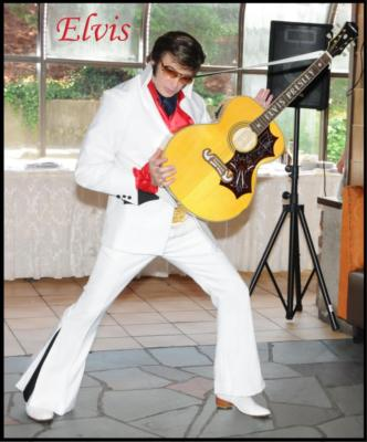 Ray Ellis | Jewett City, CT | Elvis Impersonator | Photo #9
