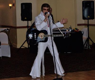 Ray Ellis | Jewett City, CT | Elvis Impersonator | Photo #3