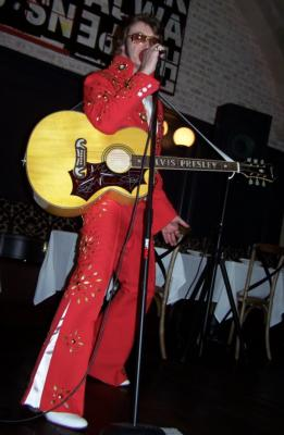 Ray Ellis | Jewett City, CT | Elvis Impersonator | Photo #12