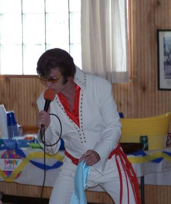 Ray Ellis | Jewett City, CT | Elvis Impersonator | Photo #10