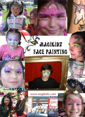 MagiKidz- Interactive Entertainment  | Oakland, CA | Face Painting | Photo #3