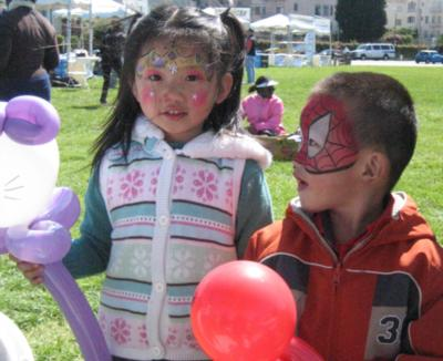 MagiKidz- Interactive Entertainment  | Oakland, CA | Face Painting | Photo #2