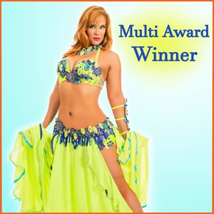 Chicago, IL Belly Dancer | Adonia Belly Dance