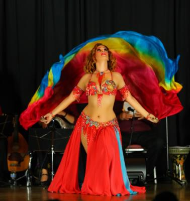 Adonia Belly Dance ~ Multi Award Winner | Chicago, IL | Belly Dancer | Photo #4