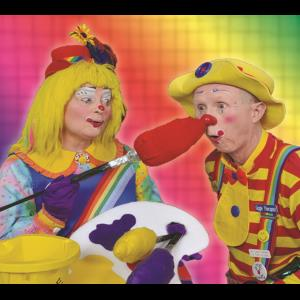 Evangeline Clown | Oooh! Aaah! Productions