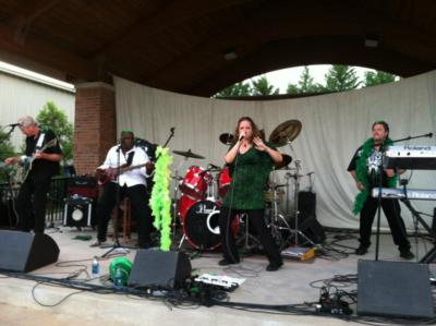 Ladycreech & The Mainstreet Band | Concord, GA | Dance Band | Photo #8