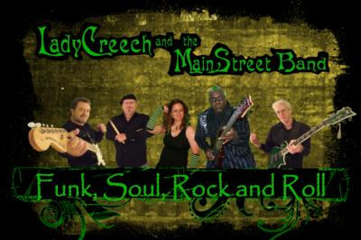 Ladycreech & The Mainstreet Band | Concord, GA | Dance Band | Photo #1