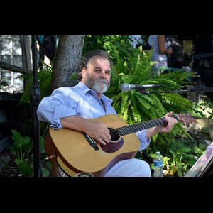 Edgar Springs Acoustic Guitarist | Joe Fry Guitar Guy