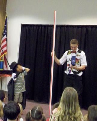 World Record Stunts | North Richland Hills, TX | Juggler | Photo #8