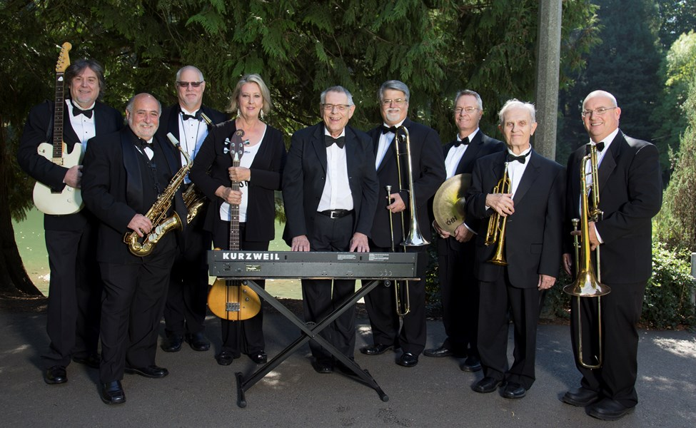 The Dr T Band - Big Band - Tualatin, OR