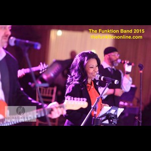 "Monmouth Funk Band | ""The Funktion"" Dance - Party & Wedding Band"