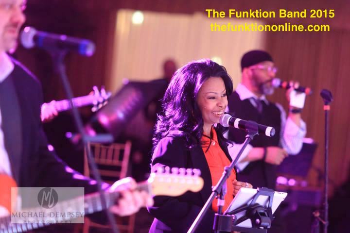 """The Funktion"" Dance - Party & Wedding Band - Top 40 Band - Howell, NJ"