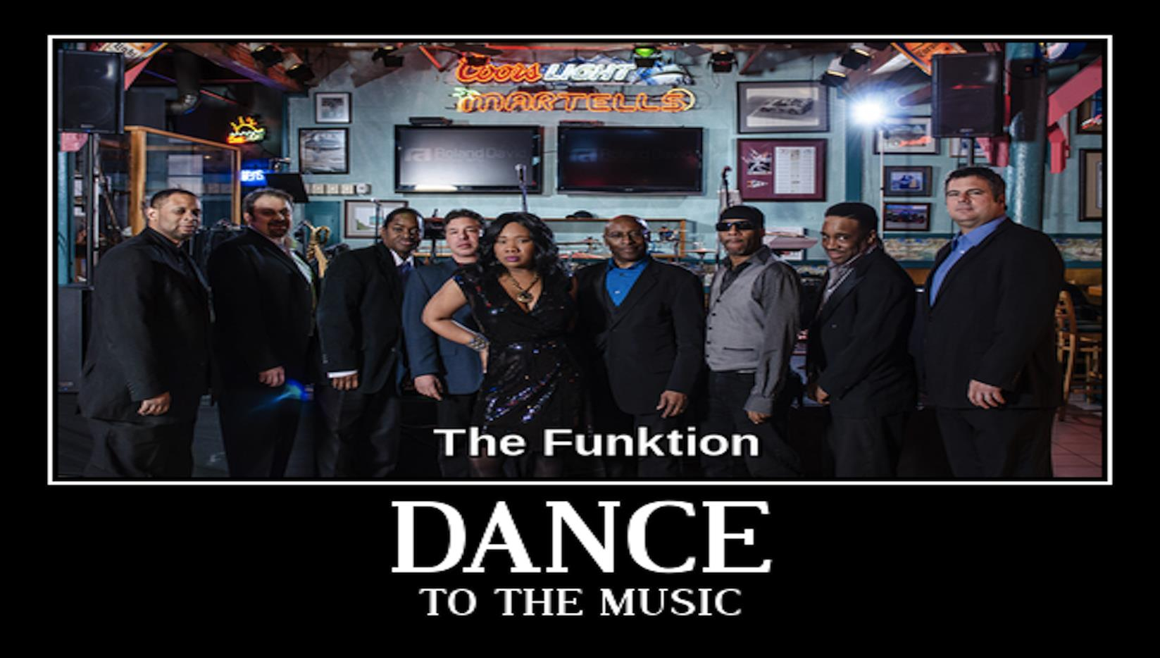 """The Funktion"" Dance - Party & Wedding Band"