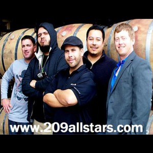 The 209 All Stars - Variety Band - Lathrop, CA