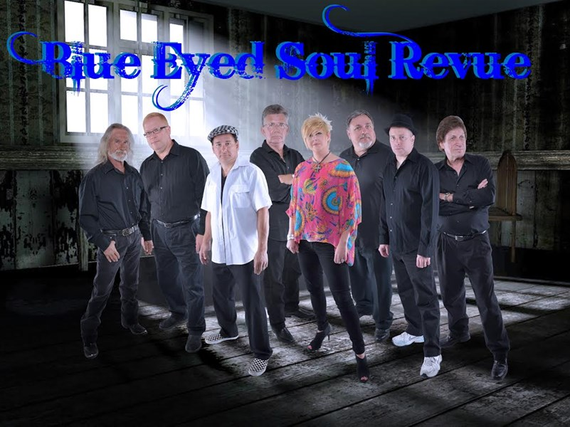 Blue Eyed Soul Revue - Rock Band - Houma, LA