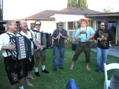 Raving Polka | Los Angeles, CA | Punk Band | Photo #2