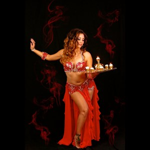 New Fairfield Belly Dancer | Linette La TurkaBelly Dancer
