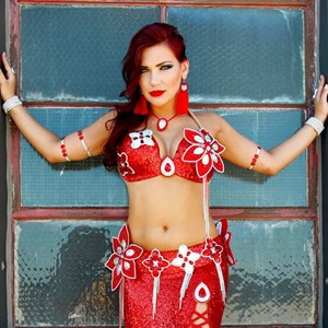 New York City, NY Belly Dancer | ANASTASIA Dynamic and Interactive SOLO / DUO Show