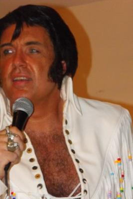 Chuck Ayers Charlottes Voice Of Elvis   | Charlotte, NC | Elvis Impersonator | Photo #6